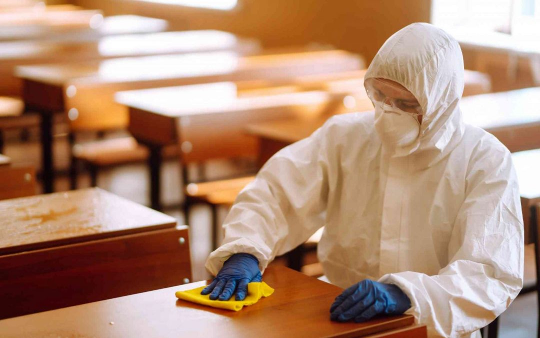 Best Disinfection Practices for Schools