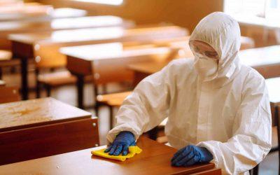 Best Disinfection Practices for Schools