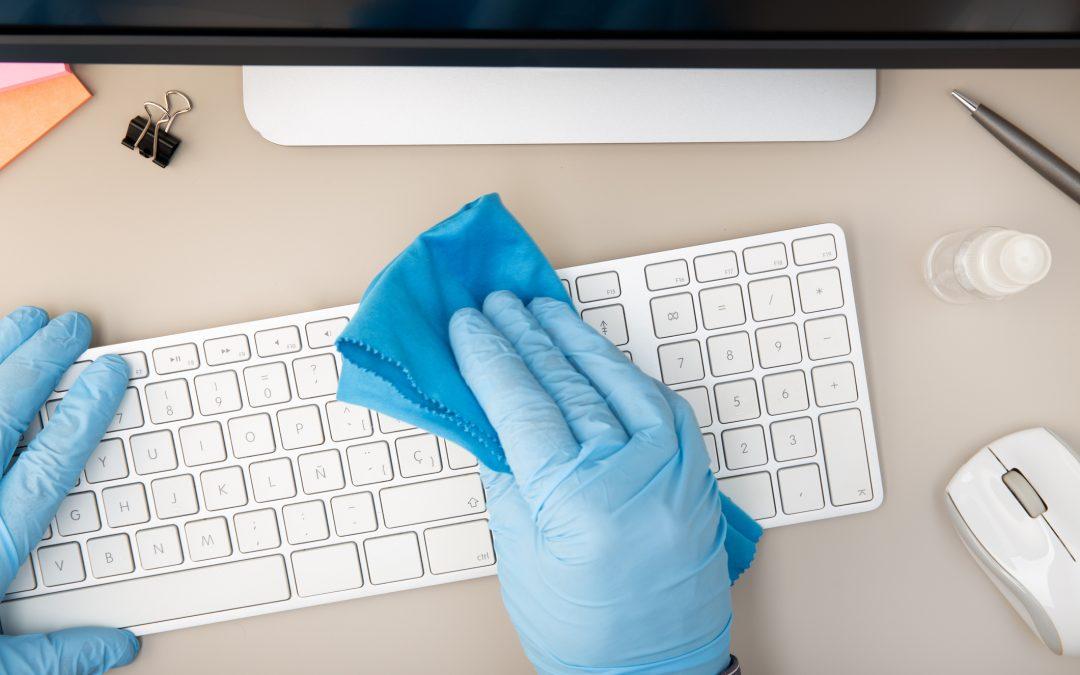Ensuring A Sanitized Workplace