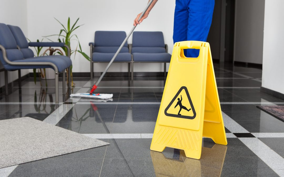 Choosing the right janitorial provider for your business
